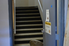 Interior McGeachy stairway
