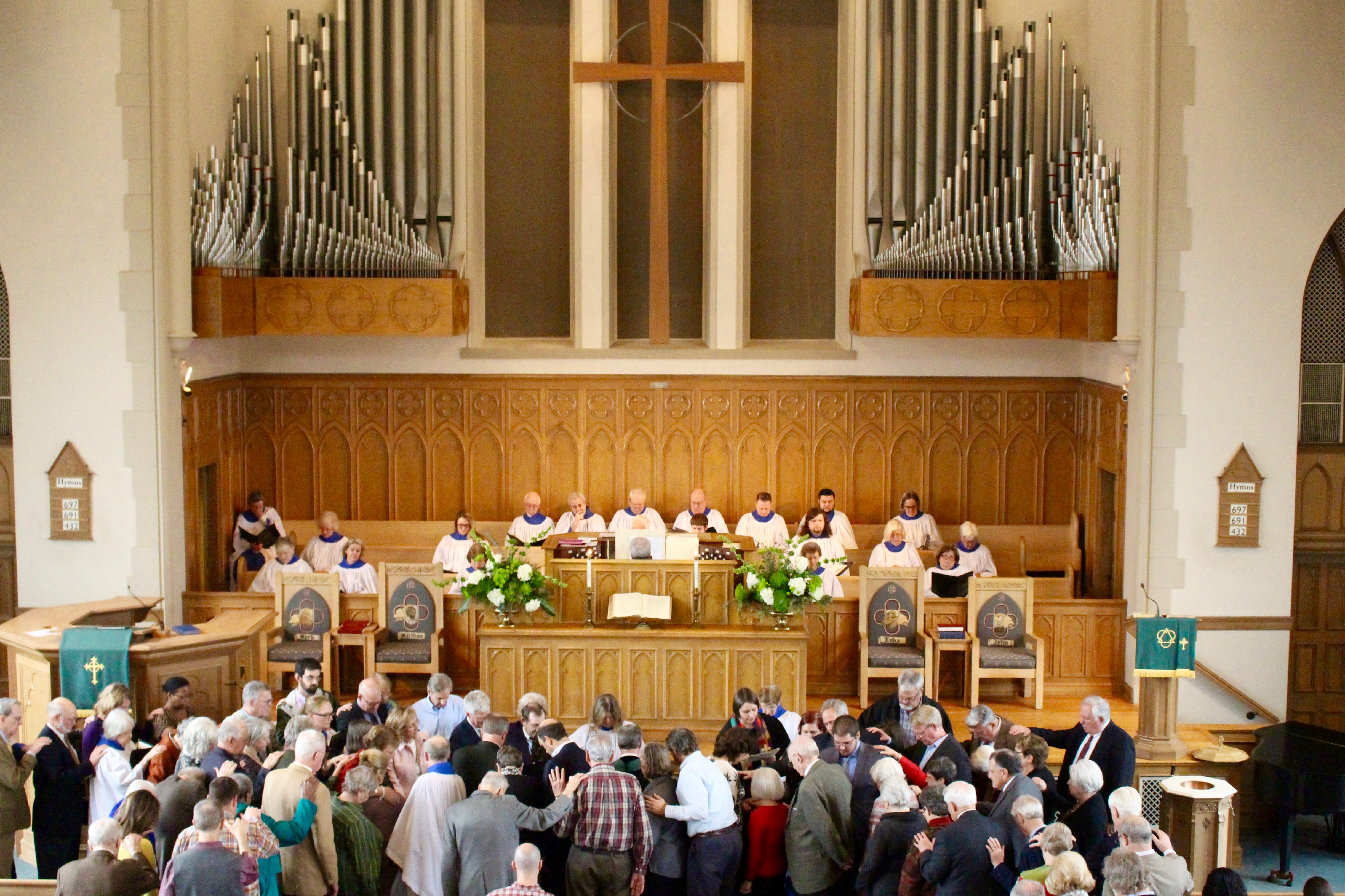 The Prayer of Ordination and Installation