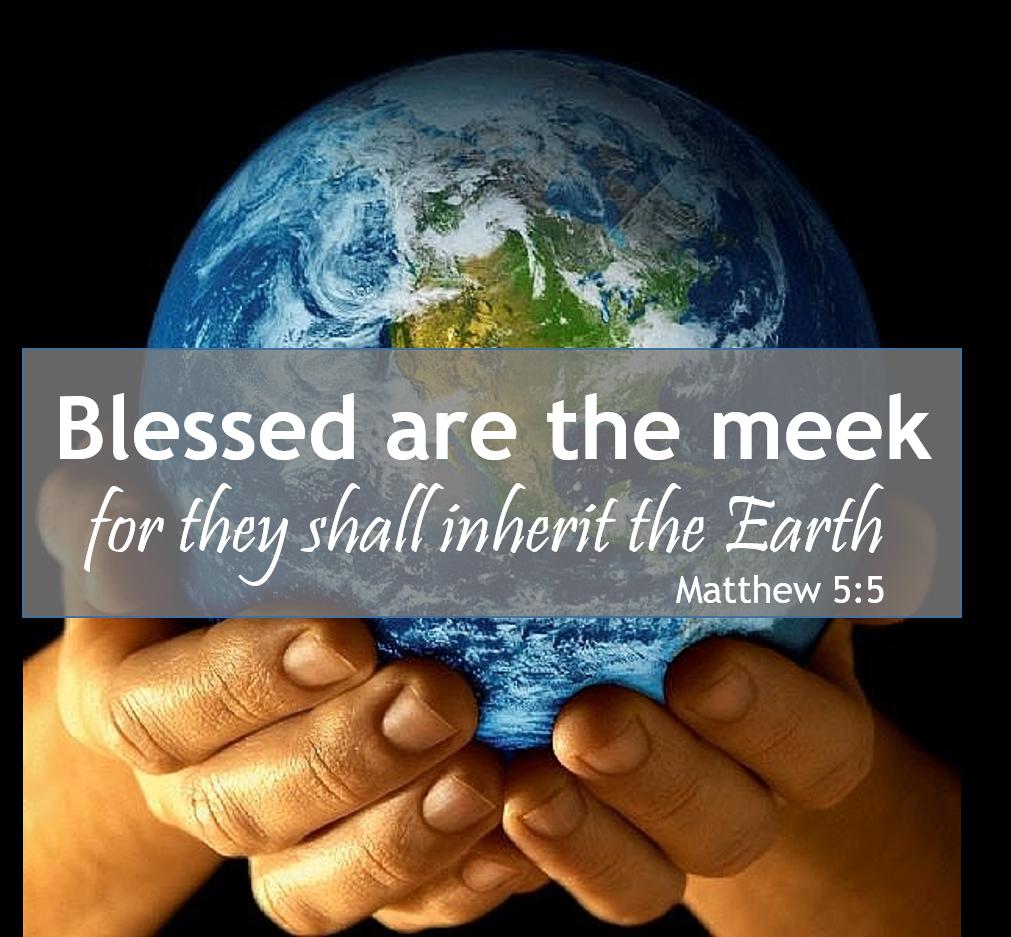 The meek shall inherit the mirth 3