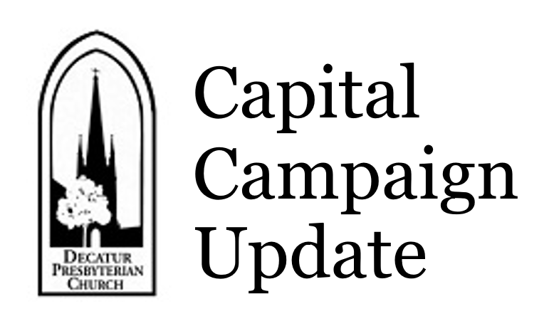 how to write a church capital campaign letter