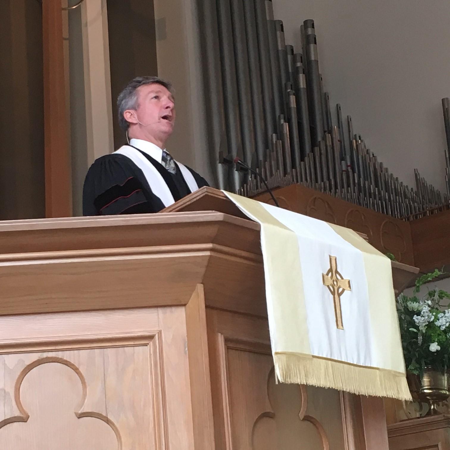 Decatur Presbyterian Church Simeon & Anna - Decatur Presbyterian Church