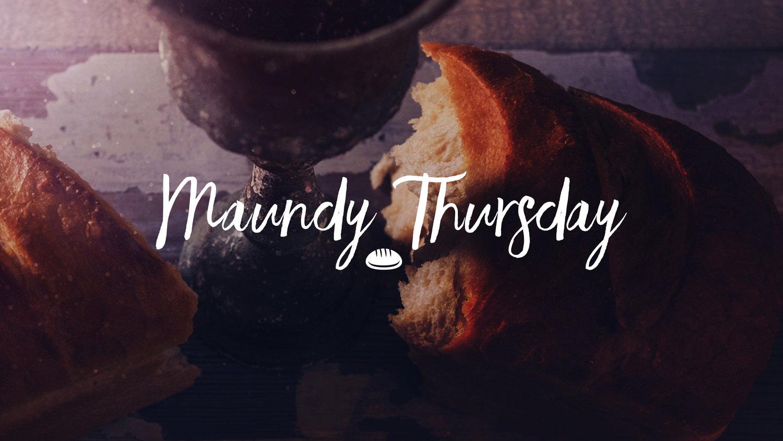 maundy thursday - photo #2